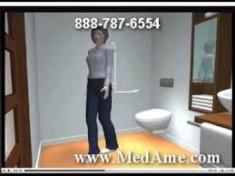 Bathroom Accessories Stores Handicap Bath Grab Bar Placement Bathroom Accessories Store Youtube
