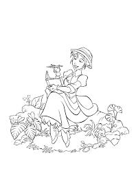 george jungle coloring pages tarzan ursula
