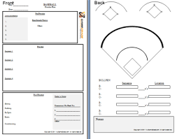 baseball depth charts depth chart template football depth chart