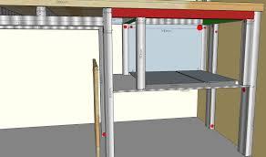 B O Schreibtisch Holz Schreibtisch Selber Bauen Arbeitsplatte Home Design Und Möbel Ideen