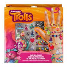bracelet kit images Trolls charm bracelet kit toys games jpg