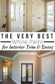 westpoint homes blog the best white paint for interior trim and