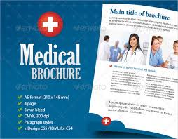 healthcare brochure templates free 22 brochure templates free premium