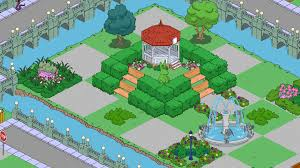 decorate the simpsons house games house interior