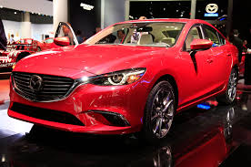 Cars Under 25000 2016 Mazda6 First Look Motor Trend