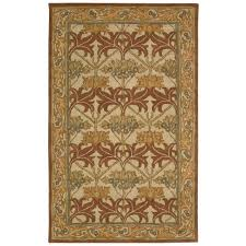 Area Rugs From India Nourison India House Beige 5 Ft X 8 Ft Area Rug 231581 The