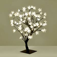 led light tree branches christmas xmas led lights pre lit cherry blossom bonsai tree indoor