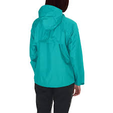 white sierra cloudburst trabagon rain jacket for women save 41