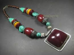 resin bead necklace images 166 best jewelry tibetan 7 resin images bead jpg