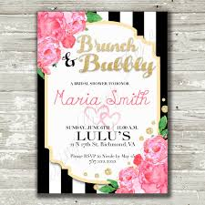 bridal brunch invite bridal shower invitations bridal brunch shower invitations new