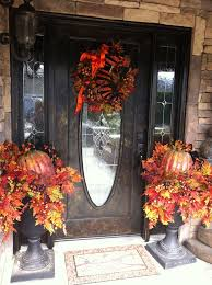 Pinterest Fall Decorations For The Home - 407 best fall u0026 thanksgiving door porch ideas images on