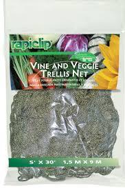 vine and veggie trellis netting 5 u0027 x 30 u0027 gardeners com