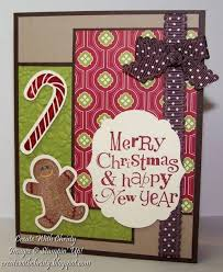 Paper Craft Christmas Cards - 137 best gingerbread man cards images on pinterest gingerbread