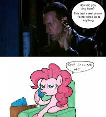 Meme Dr Who - image 70334 safe pinkie pie meta doctor who tardis phone phone