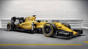 renault nissan renault sport formula one team unveils its definitive livery for