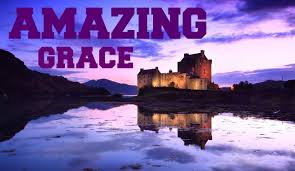 scottish bagpipes amazing grace youtube