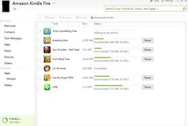 snappea apk install any app to kindle no root or file manager needed