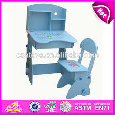 kids wooden table and chairs set top end wooden kids writing table blue children table and chair set