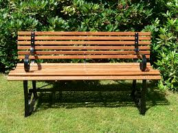 Simple Park Bench Plans Free by Eksterior Design Outside Storage Bench Look Simple In The