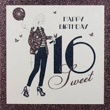 birthday card best gallery 16th birthday card 16th birthday cards