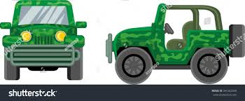 safari jeep cartoon cartoon jeep stock vector 341262509 shutterstock