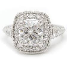 vintage cut engagement rings wedding promise diamond