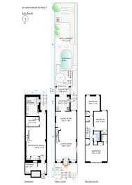 Garden Home Floor Plans 20th Century Prospect Lefferts Gardens Home With Pool Asks 1 8m