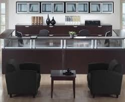 Height Of Reception Desk Reception Office Furniture Type Office Architect Design 94