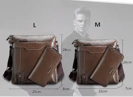 designer aktentasche großhandel männer schultertasche kreuz körper brieftasche geschenk