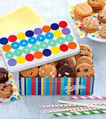 Mrs Fields Gift Baskets Gift Basket Birthday Bear Gift Basket Birthday Gifts