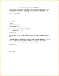 cover letter wallpaper letter to tenant terminate lease design