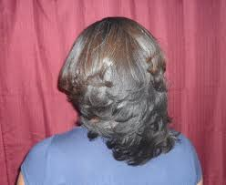 precision hair cuts for women chris just couldnt do the natural thing anymore trendz by tammy