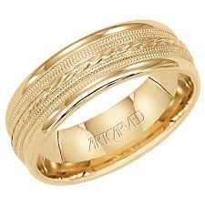 gold wedding bands for men yellow gold wedding rings for men ipunya