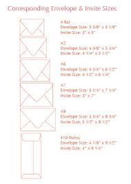 Envelopes Size Best 25 Envelope Sizes Ideas On Pinterest Size Of Envelope
