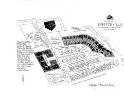 Property Maps White Oak Lodge And Resort Property Map Gatlinburg Tennessee
