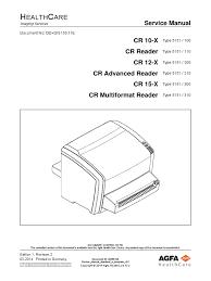 cr 10 x cr 12 x cr 15 x service manual digitizing image scanner