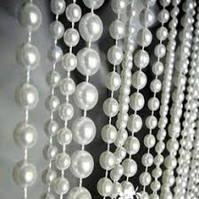 wedding decoration supplies pearl strands online wedding