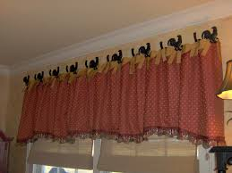 French Country Curtains Waverly by Luxury Red Kitchen Valances Taste