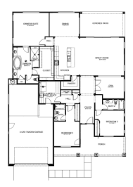 ponderosa home plan by dorn homes in pronghorn ranch