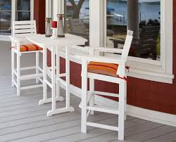 high end outdoor furniture polywood recycled plastic recycled