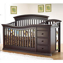 Child Crib Bed Sorelle Verona 4 In 1 Lifetime Convertible Crib And Changer