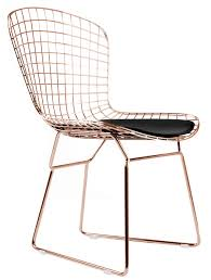 Gold Dining Chairs Gold Bertoia Side Chair Gold Dining Chairs Mid Century