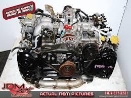 subaru impreza turbo engine id 1497 ej205 motors impreza wrx subaru jdm engines parts