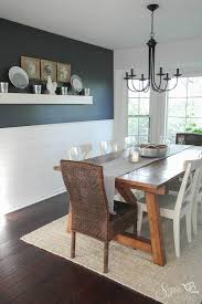Farmhouse Table And Dining Room Makeover Hometalk - Dining room makeover pictures