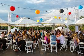 annual den rooftop party sushi den