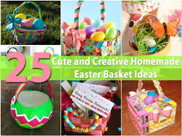 25 cute and creative homemade easter basket ideas diy u0026 crafts