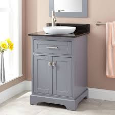 24 Vanities For Small Bathrooms by Wood Small Bathroom Vanity Signature Hardware