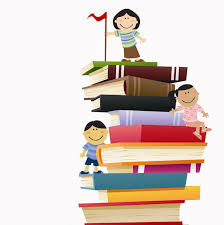 picture of child reading a book free clip free