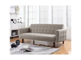 living room ava velvet tufted sleeper sofa contemporary futon