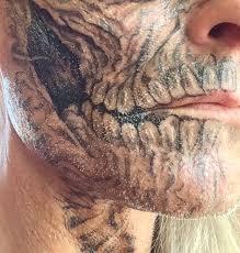 face tattoo images u0026 designs